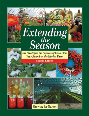 cover of Extending the Season E-book