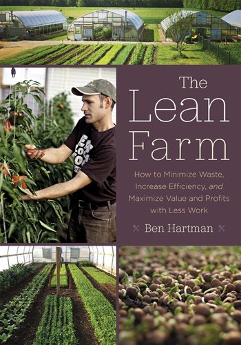 cover The Lean Farm book