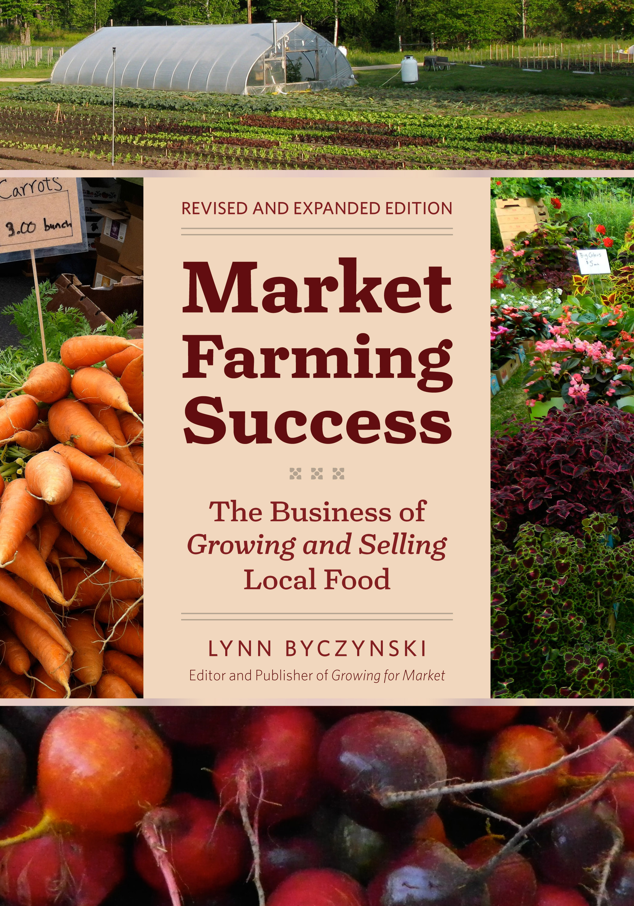 cover of Market Farming Success