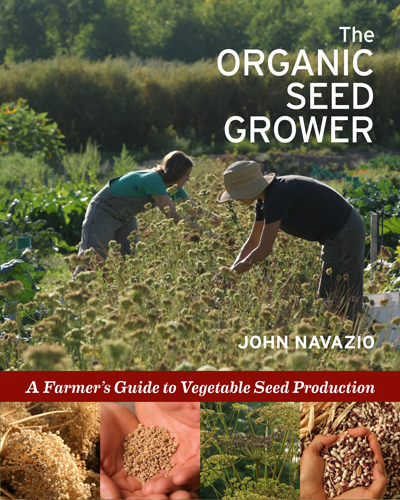 cover of The Organic Seed Grower