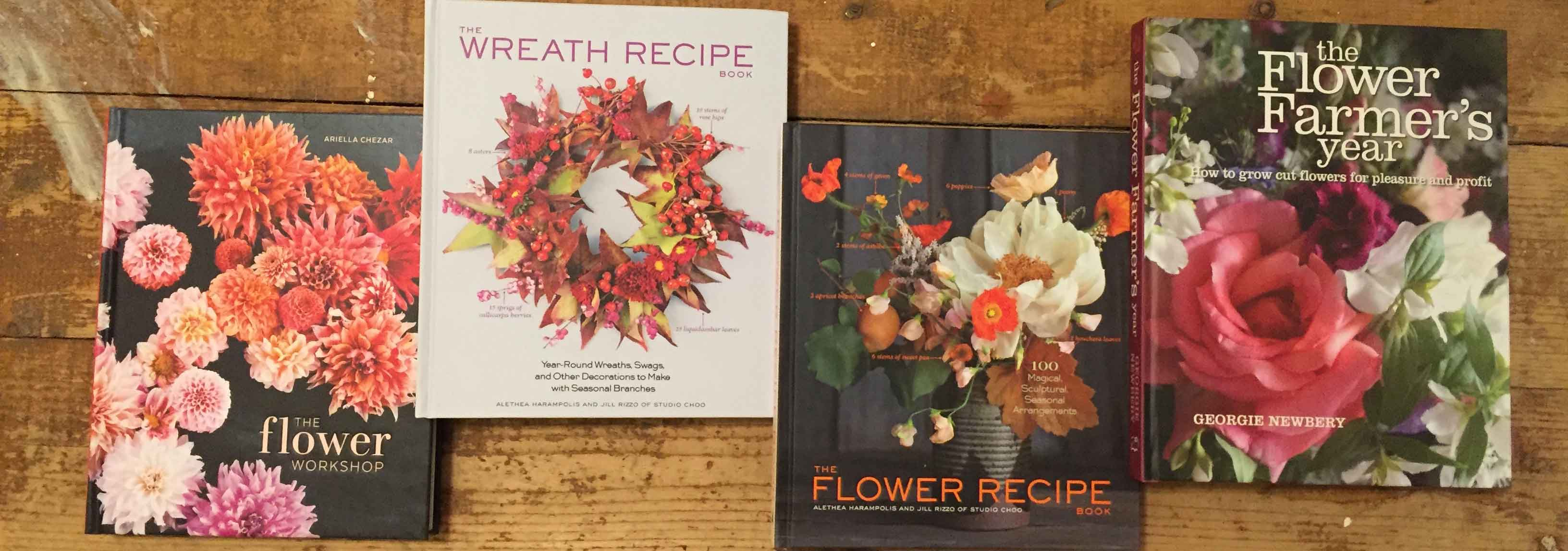 New Flower Farming Books