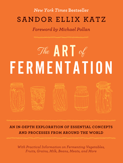 cover of Art of Fermentation